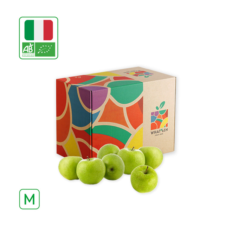 WHAT'sIN Granny Smith Apple Solo (M - 2.5 KG)