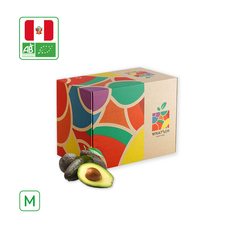 WHAT'sIN Hass Avocado Solo (M - 2.5 KG)