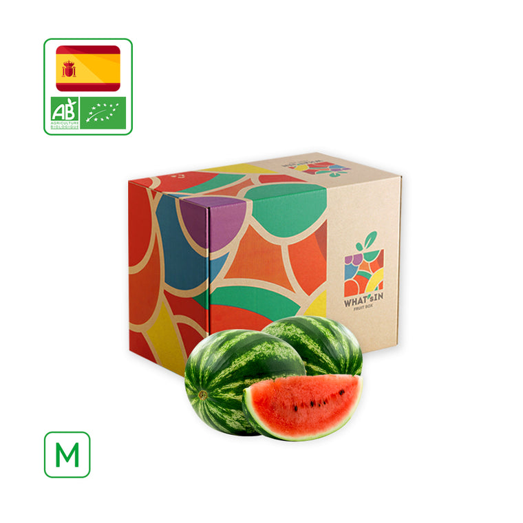 Tiger Mini Watermelon Solo (M - 2.5 KG)