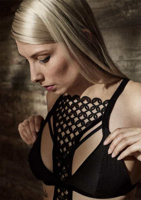 The Phoenix simple Bralette - Amoreze