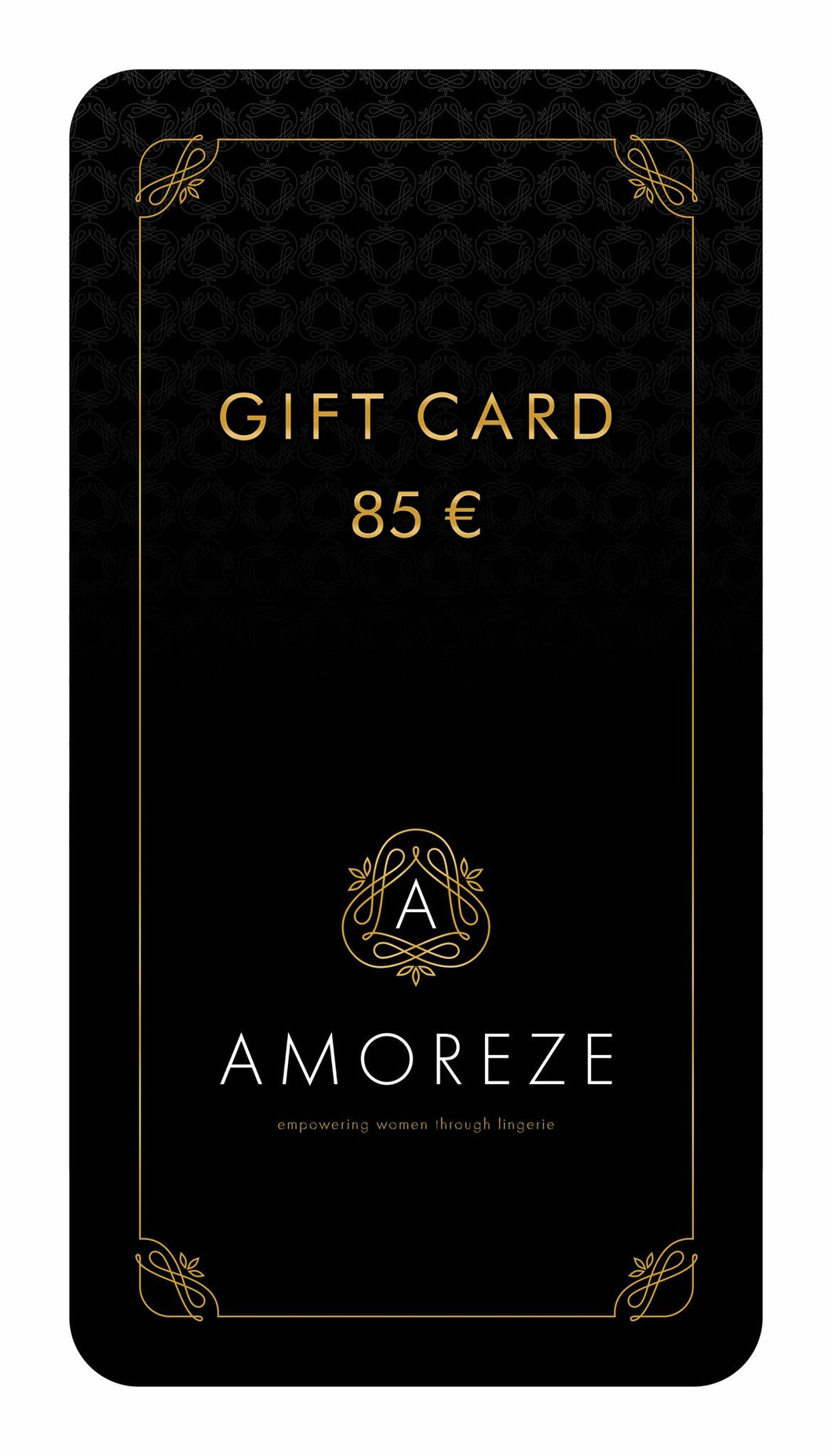 Gift card  - 85 Euro