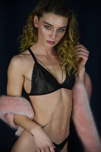Turkish van Lace Bralette - Amoreze