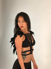 Load image into Gallery viewer, The Phoenix Feather Bralette - Amoreze