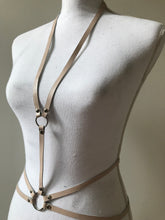 Load image into Gallery viewer, Lorna Leather Harness - Amoreze