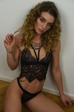 Load image into Gallery viewer, Exotic Tabby Lace Bralette - Amoreze