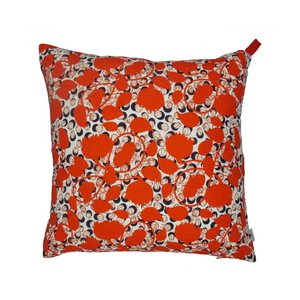 Coussin Red Leaf
