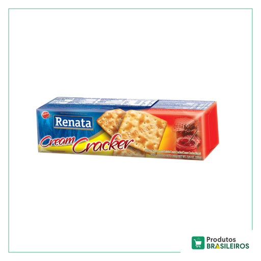 Biscoito Cream Cracker RENATA - 200g