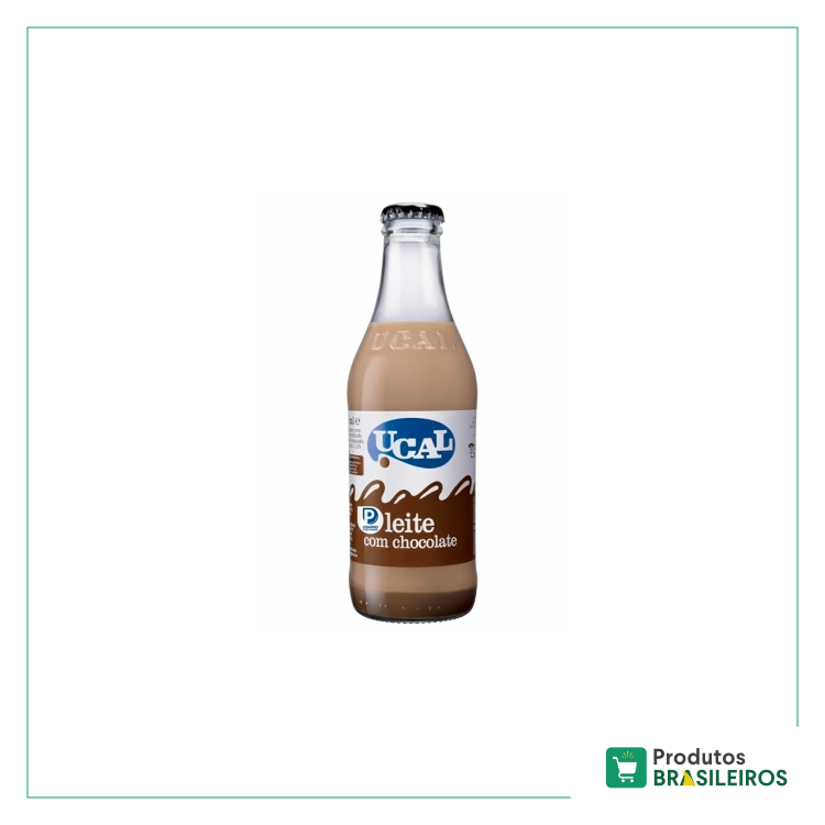 Bebida de Chocolate UCAL - 250ml