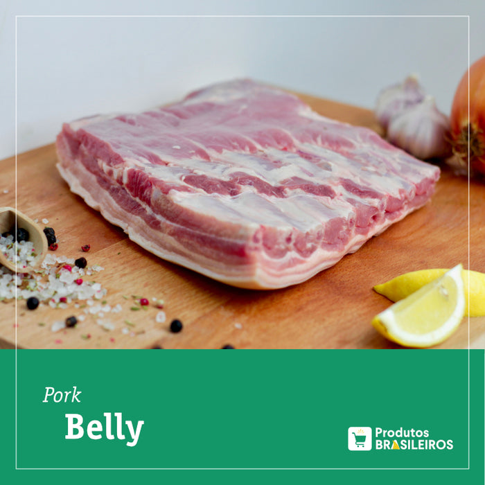 Costela de Porco / Pork Belly Ribs (Kg)
