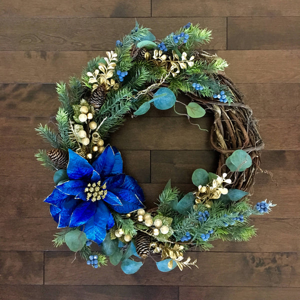 Winter Wreath, Winter Wreaths for Front Door, Holiday Wreath, Christmas Wreath, Christmas Decorations, Wreath Christmas