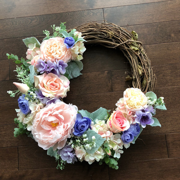 Spring Wreaths for Front Door, Spring Wreath, Easter Wreath, Spring Door Wreath, Wreaths for Front Door, Easter Wreaths for Front Door