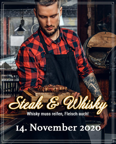 Steak & Whisky Tasting