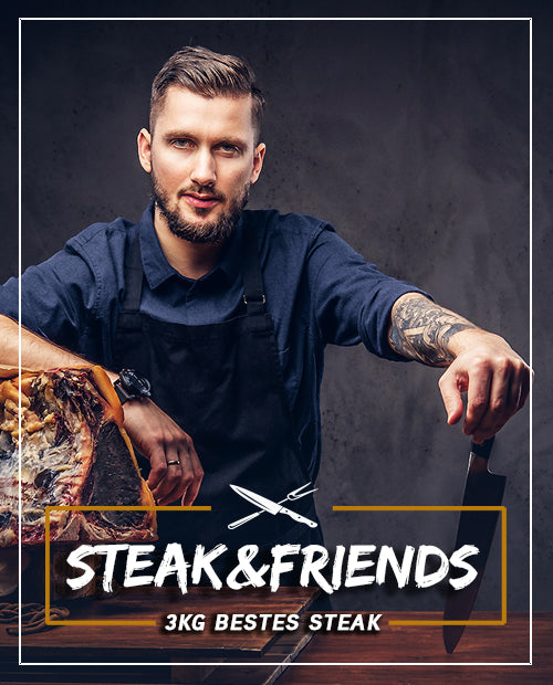 Steak & Friends