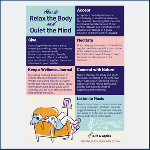 how to relax _ covid-19 resources
