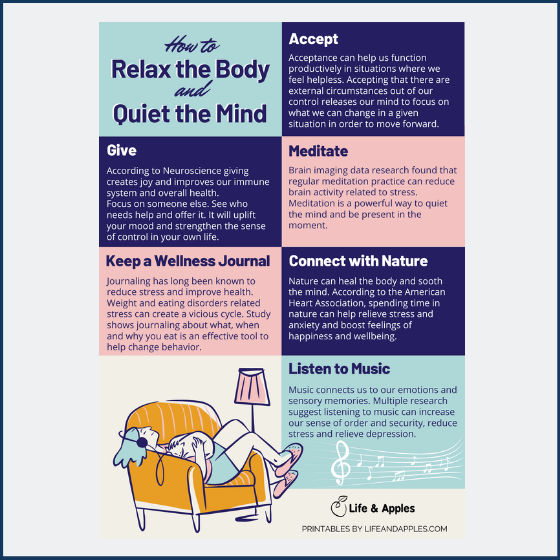 How to Relax - Covid-19 Resources