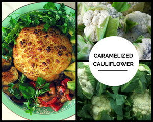 Roasted Cauliflower Recipe | Life & Apples