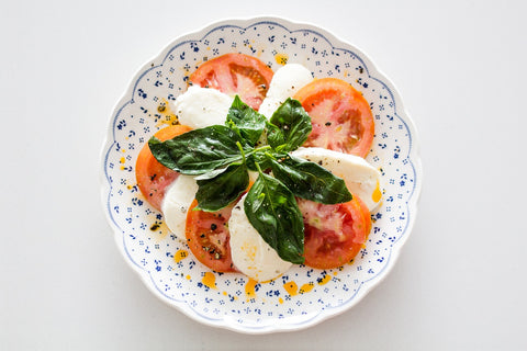 Caprese salad recipe | Life & Apples