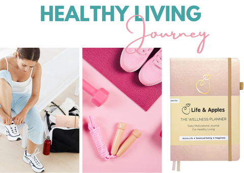 healthy living planners