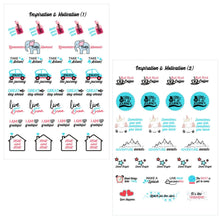 Planner Stickers Set