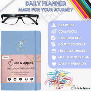 The Growth Planner - DAILY