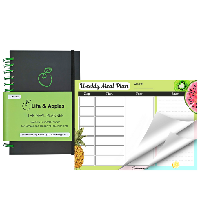 Meal Planner + Meal Planning Pad