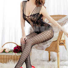 High Quality Elastic Lace Hot Sale Body Stckings Temptation Perspective