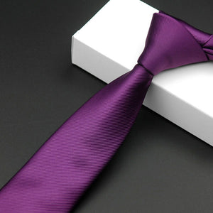Fashion Necktie High Quality Skinny Men's Ties