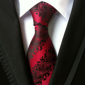 Men Polyester Neck Ties