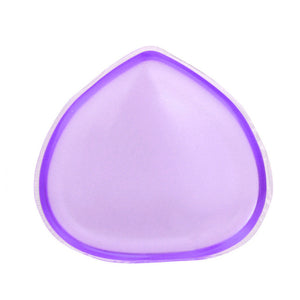 MOONBIFFY 100% New Hot SiliSponge Blender Silicone Sponge makeup puff For Liquid Foundation BB Cream Beauty Essentials
