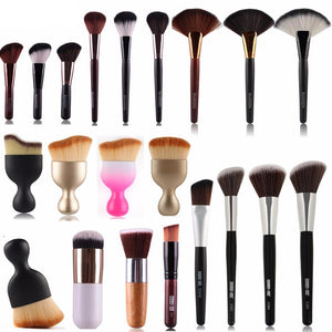 Makeup Brushes Set for Foundation and Eye shadow