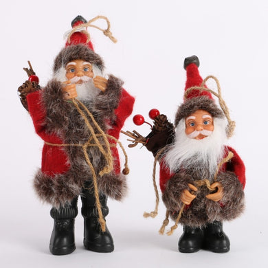Christmas Santa Claus Tree Hanging Ornaments Exquisite Decoration