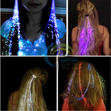 Christmas Decorations 40cm LED Hair Lights