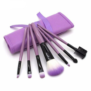 7 high quality Makeup Brushes Professional Set