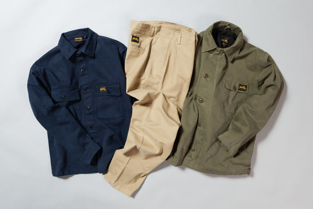 Cotton Twill Collection