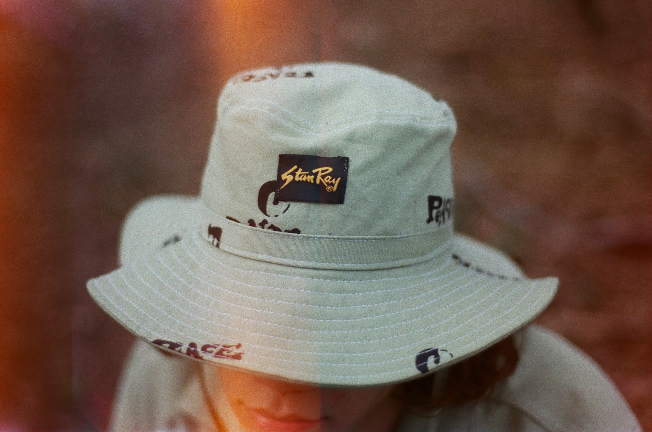 Stan Ray SS21 Boonie Hat Peace Print