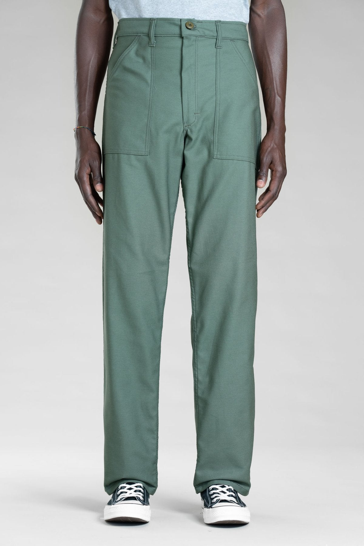 Stan Ray Loose Fatigue Olive Sateen