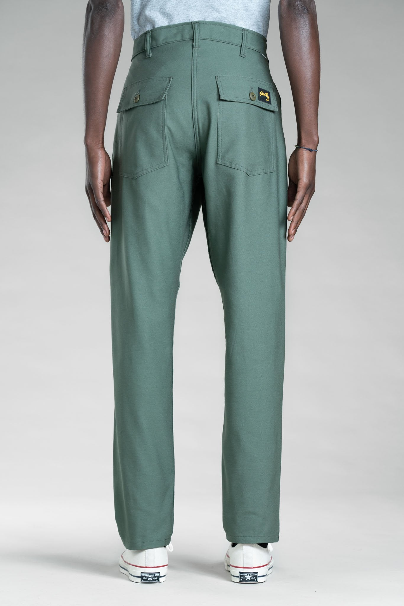stan ray - slim fit fatigue pant 2