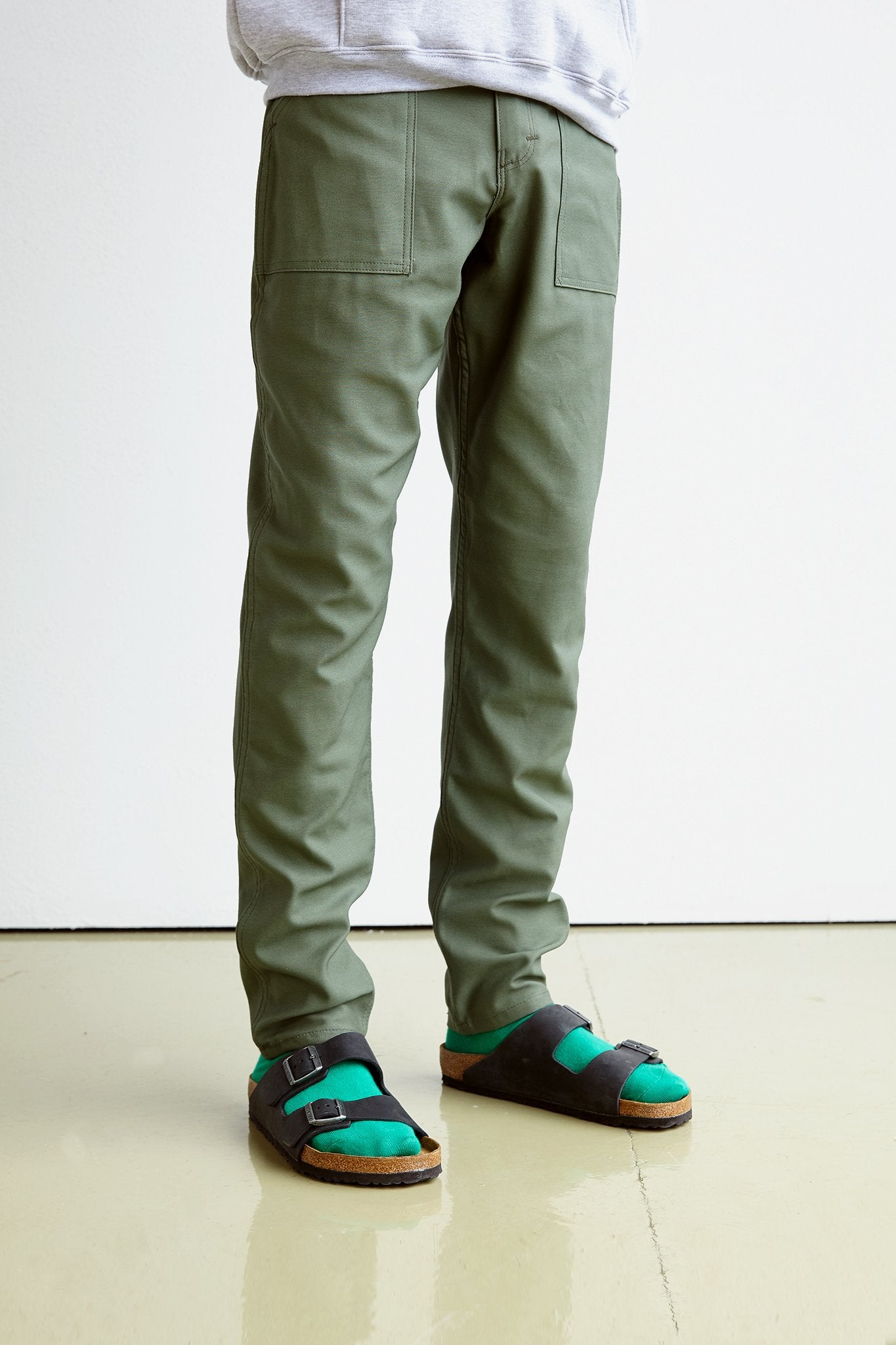 stan ray - slim fit fatigue pant 1