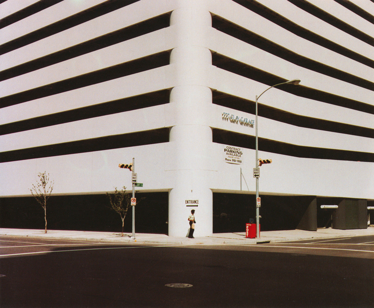 Wim Wenders Entrance Houston Texas - stan ray