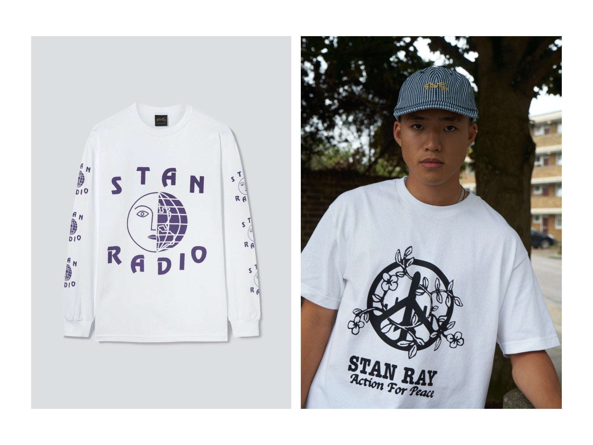 Stan Ray FW20 graphic tees