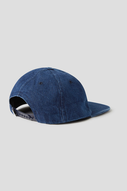 Ball Cap (Washed Denim)