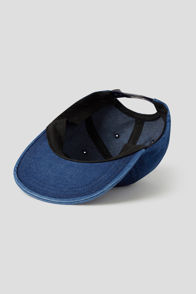 Ball Cap (Washed Denim) - Stan Ray