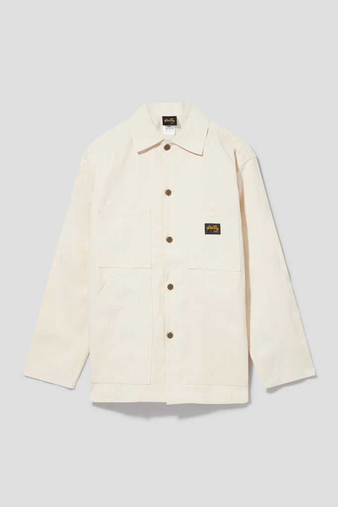 Shop Jacket (Natural) - Stan Ray