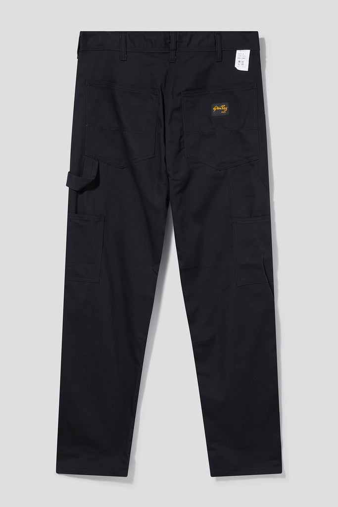 OG Painter Pant (Black Twill) - Stan Ray