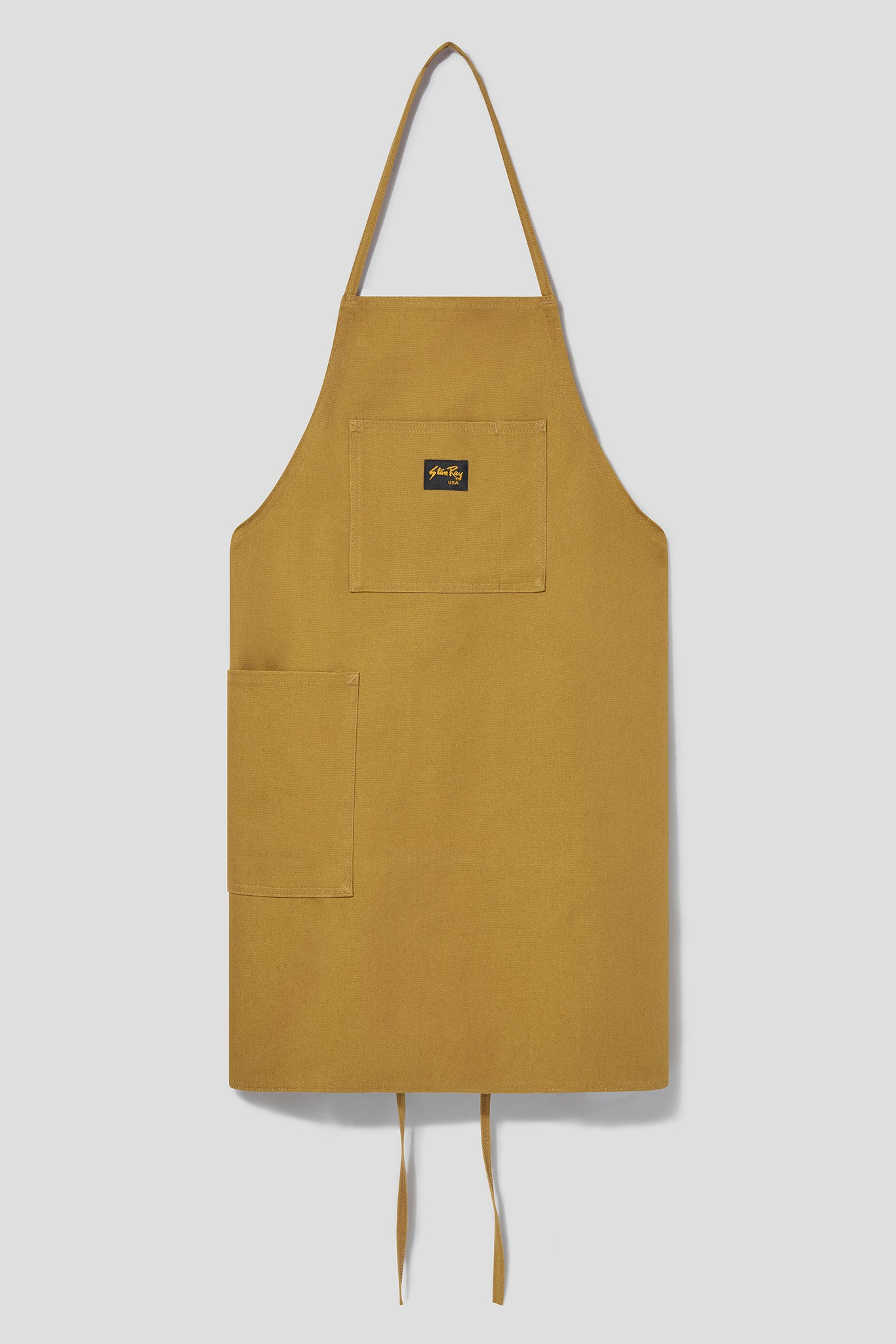 Apron (Brown Duck)
