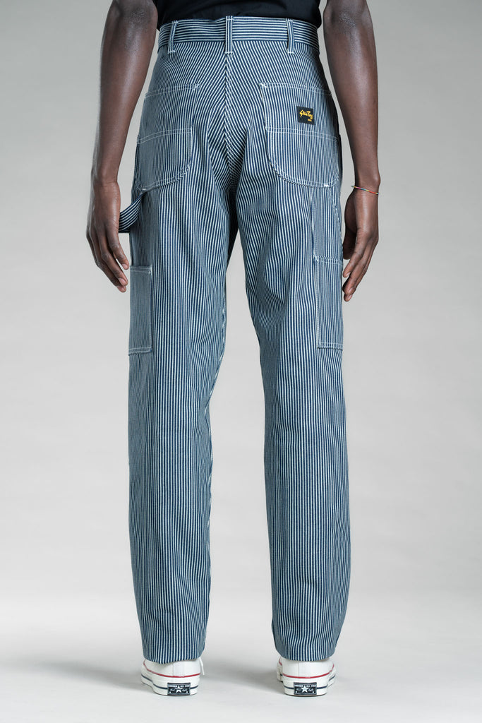 80s Painter Pant (Hickory Stripe) - Stan Ray