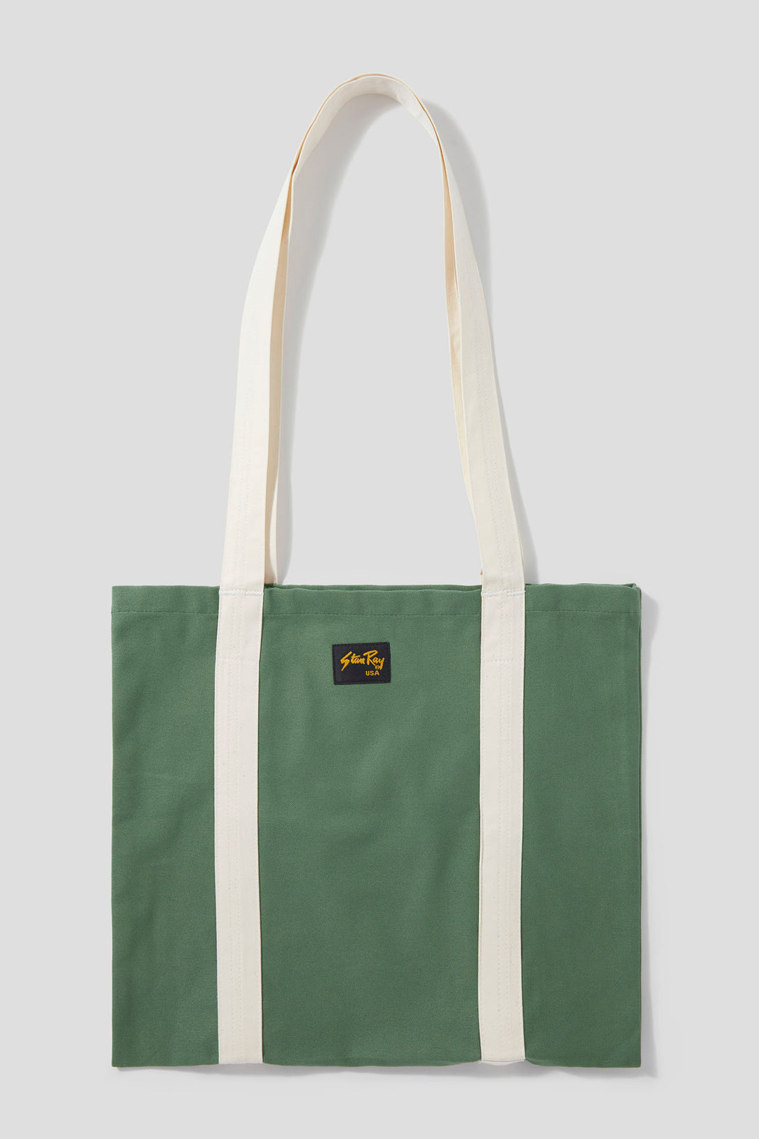 Tote Bag (Olive Sateen)