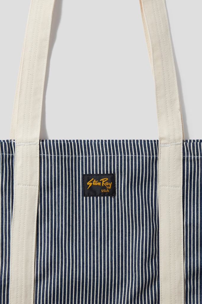 Tote Bag (Hickory Stripe) - Stan Ray