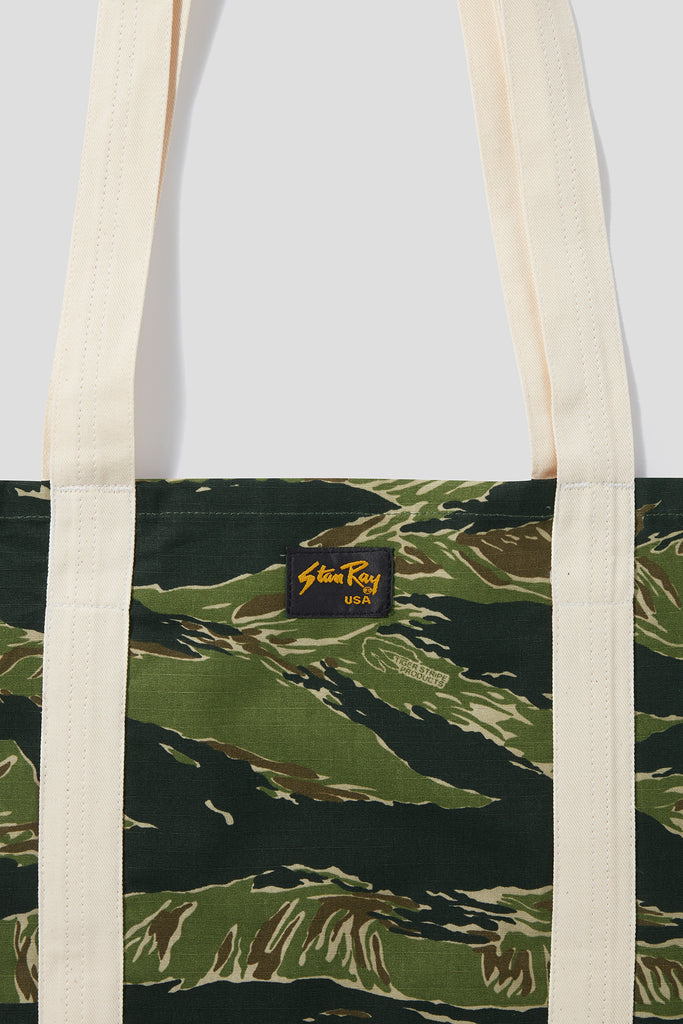 Tote Bag (Tigerstripe Ripstop) - Stan Ray