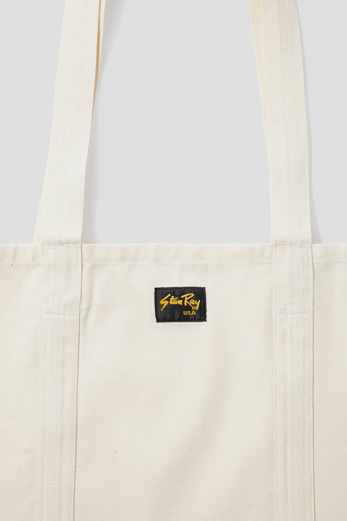 Tote Bag (Natural Drill) - Stan Ray